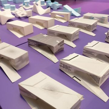 Design of MECA museum in Bordeaux by BIG architects