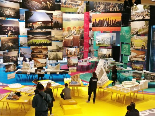 Exhibition of BIG architects teaches us about creativity